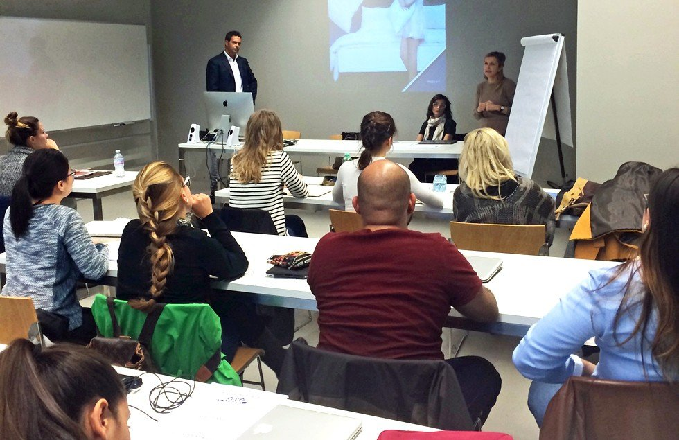 SPD and Caleffi started a new, stimulating collaboration aimed at involving the students of the Master's in Interior Design into a new design challenge