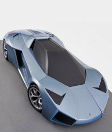 Lamborghini Next: final models by SPD designer